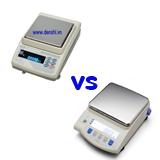 Video so sánh cân điện tử AJ-3200E Shinko Denshi vs GF-3000 AND