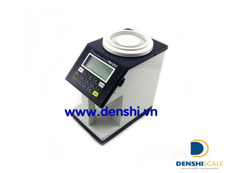 Máy đo độ ẩm Kett PM650