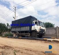 Cân xe tải 80 tấn